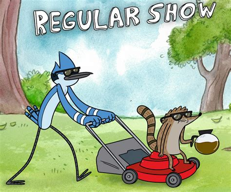 regularshow blue jay and rigby is the raccoon printable regular show the hypersonic55 s realm of reviews and