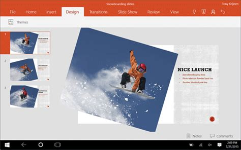 power point mobile office mobile apps for windows 10 getting started