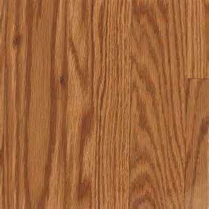 shop allen roth 7 48 in w x 3 93 ft l gunstock oak smooth wood plank laminate flooring at