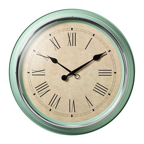 clock skovel wall clock ikea