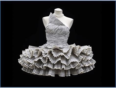 como hacer vestidos con reciclaje como hacer un traje de reciclaje disfraces vestidos con