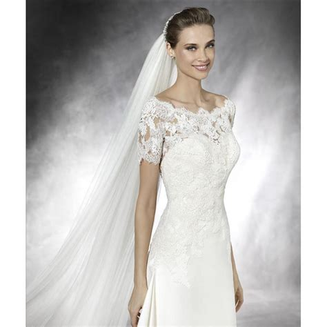 Talia Dress pronovias 2016 collection talia wedding dress