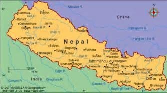 Nepal Maps by Atlas Nepal