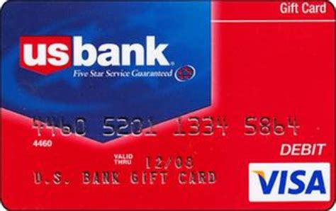 Bank Of America Visa Gift Card - gift card us bank visa united states of america us bank col us visa 118
