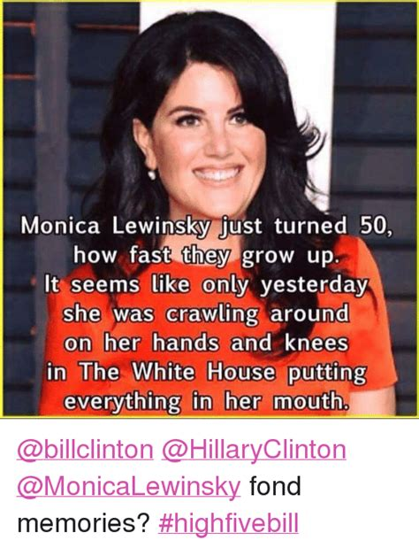 Monica Lewinsky Meme - hillary keeps losing us message board political