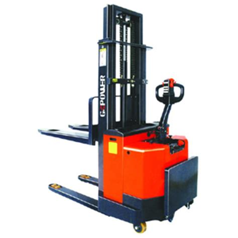 tb10 20 electric pallet stacker ct power electric forklifts