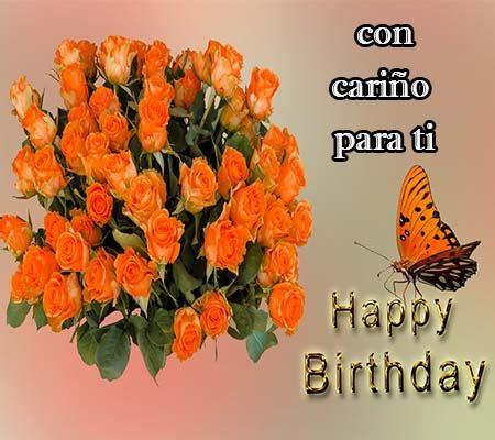 tarjetas de cumplea241os en espa241ol imagenes de happy birthday para una amiga especial