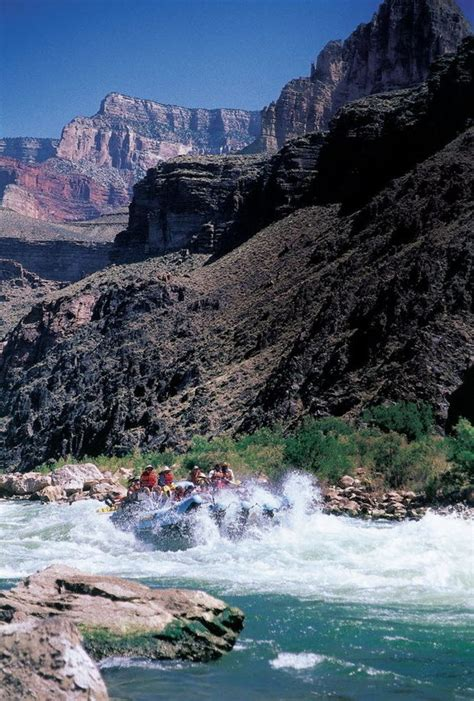 Grand River Detox by Rafting In The Grand Both A Thrill And A Respite