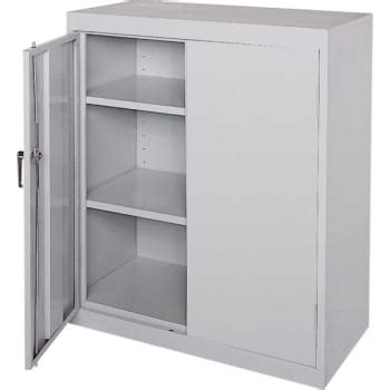 commercial grade storage cabinets 42 x 36 x 18 quot sandusky counter height commercial grade