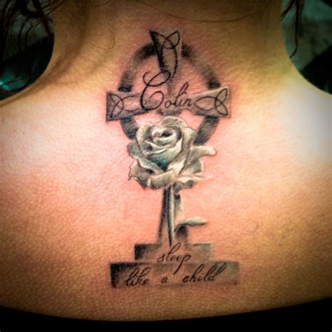 girly cross tattoo cross tattoos page 10