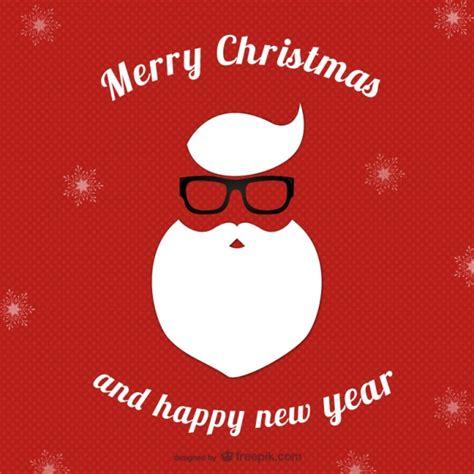 imagenes hipster navidad tarjeta de navidad hipster descargar vectores gratis