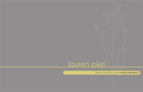 Top Interior Design Firms by Purdue Interior Design Portfolio Lauren Pieri Archinect