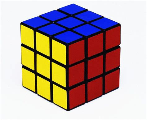 Rubik Kubus Mainan Edukasi Ultimate Two Tone Color rubik s cube the aesthetics of e literature