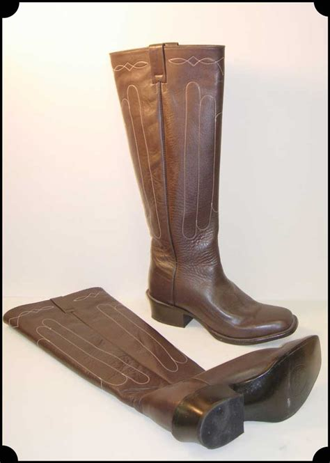 19th century west cathedral boot