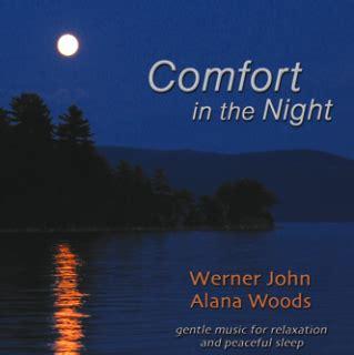 comfort song werner john s flutewalker recordings flutewalker