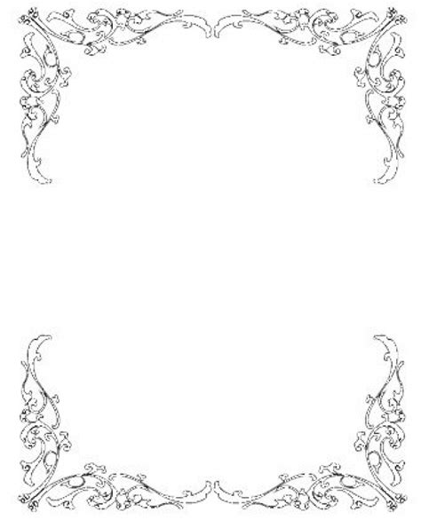 wedding clipart for invitations wedding invitation borders gangcraft net