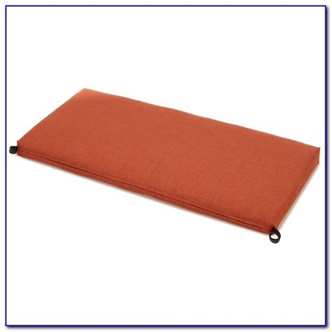 42 inch bench cushion 48 inch long bench cushion bench home design ideas