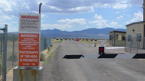 51 best images about how a 51 check point the gate into area 51 just