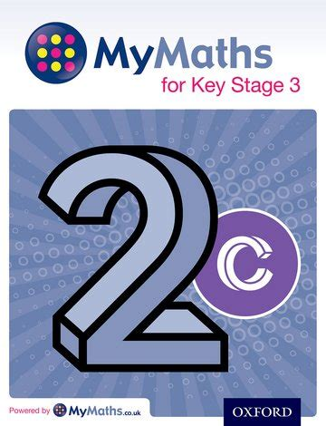 mymaths for key stage mymaths for key stage 3 student book 2c oxford university press