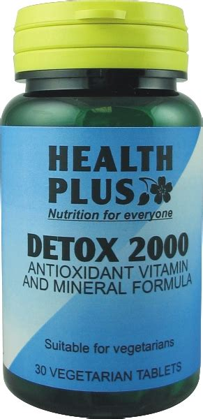 How To Detox From Magnesium Stearate by Detox 2000 A To Resist Detoxing One A Day