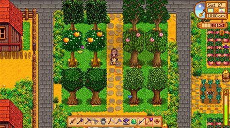 fruit trees stardew valley how to grow fruit trees stardew valley beatiful tree