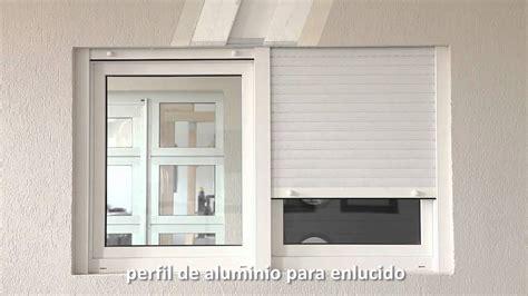 persianas enrollables aluminio 20 persianas enrollables de aluminio con barrera termica
