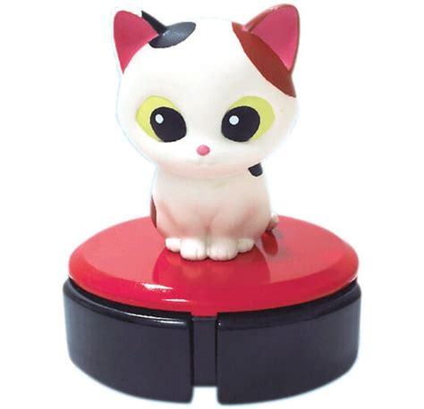 Cat Pc Computer Robot Pet Air Purifier by Japan Trend Shop Cat Desktop Robotic Vacuum Cleaner