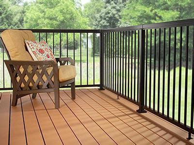 home depot deck railing deck fence inspiration the home depot canada