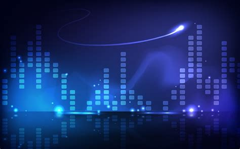 imagenes abstractas musica estilo azul columna de m 250 sica im 225 genes abstractas hd