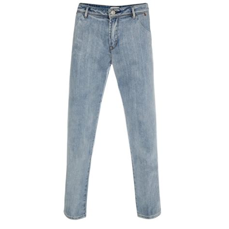 light wash denim paul smith light wash denim boyfriend in blue lyst