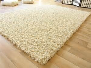 teppich quadratisch hochflor teppich global carpet