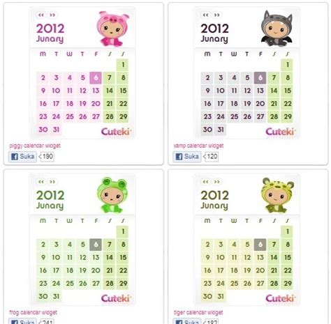 tutorial memperindah blogger cara memasang kalender pada blog blogger blogger com
