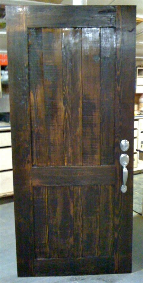 Reclaimed Barn Wood Doors Custom Wood Door From Reclaimed By Endless Design Custommade