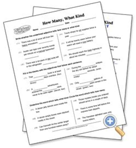 Worksheet Work by 347 Best Images About Teaching Adjectives Adverbs On
