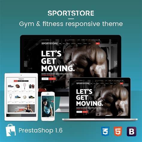 Fitness Sport Responsive Theme V9 0 sport fitness responsive theme prestashop addons