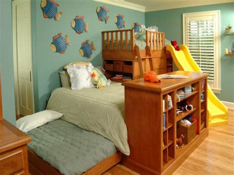 Bunk Bed Solutions Rooms Storage Solutions Hgtv
