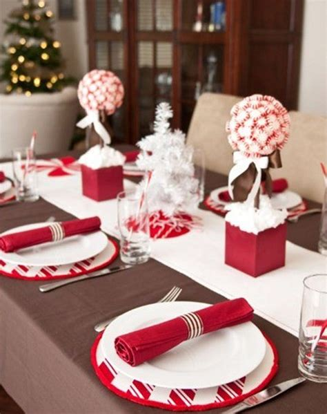 christmas table settings ideas pictures 20 collection of christmas table setting ideas home design and interior
