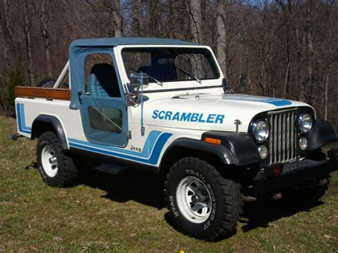 jeep scrambler blue 1981 jeep scrambler ours is going to be so nice