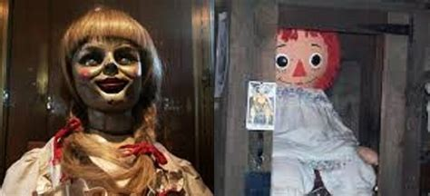 annabelle doll true story wiki horror dolls