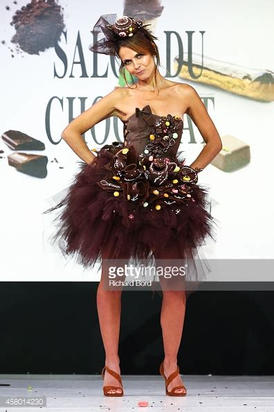 Du Dress Keiko 20th anniversary at porte de versailles in getty images