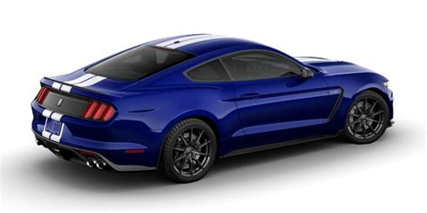 2016 ford mustang shelby gt350 base price from 47 795