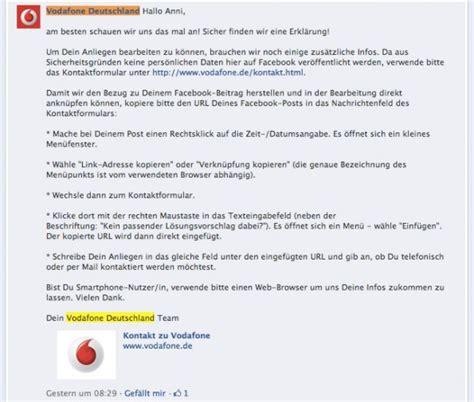 vodafone kundenbeschwerde mit 252 ber 60 000 likes und 6 000 kommentaren update t3n