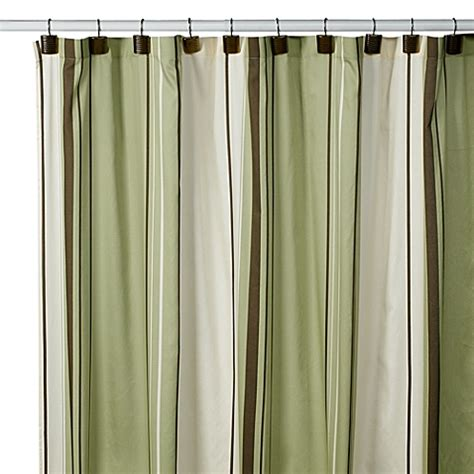 shower curtains green west end green 54 inch x 78 inch stall shower curtain