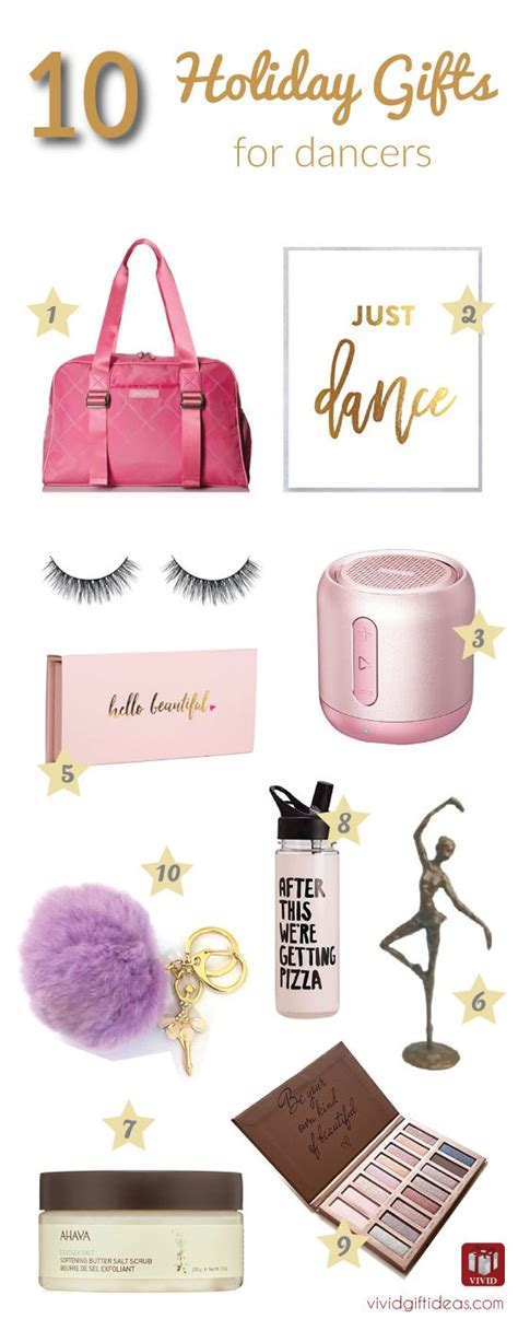 the 25 best christmas gifts for dancers ideas on