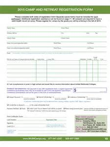 Printable Hundreds Chart Retreat Registration Form 2 Free Templates In Pdf Word