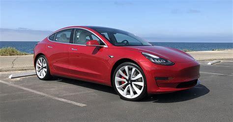tesla model  performance  drive review  future quicker roadshow