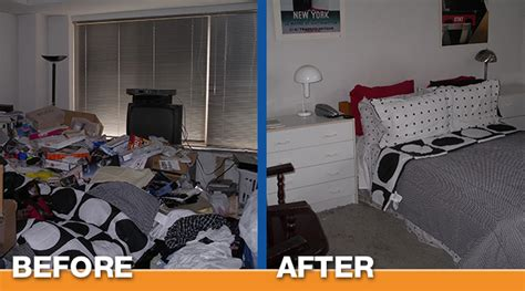 Hoarder House Before And After by Hoarding Organizing Services Va Dc Clutter Busters