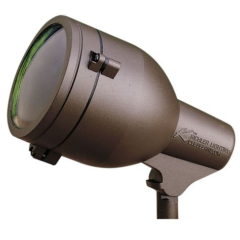 Landscape Lighting Volt Kichler Adjustable 120 Volt Landscape Accent Light 15241azt Destination Lighting