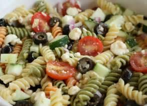 pasta salad with rotini feta and vegetable rotini salad the girl who ate everything