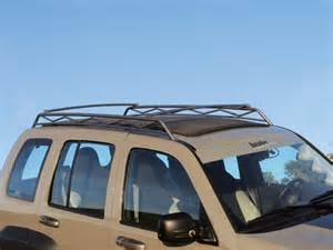 Jeep Liberty Roof Rack 0610 4wd 06 Z 2004 Jeep Liberty Concept Front Closeup